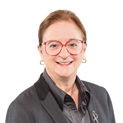Jocelyne Bourgon, administratrice depuis mai 2014