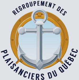 Logotype du regroupement des Plaisanciers du Québec
