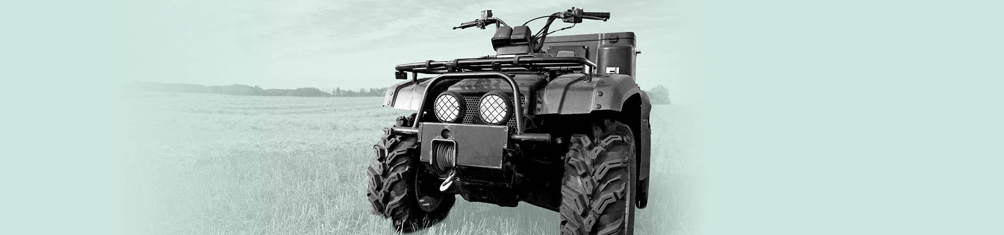 ATV, quad insurance