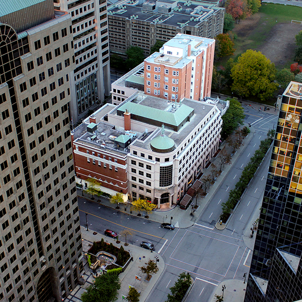 Immeuble du 2200, McGill College