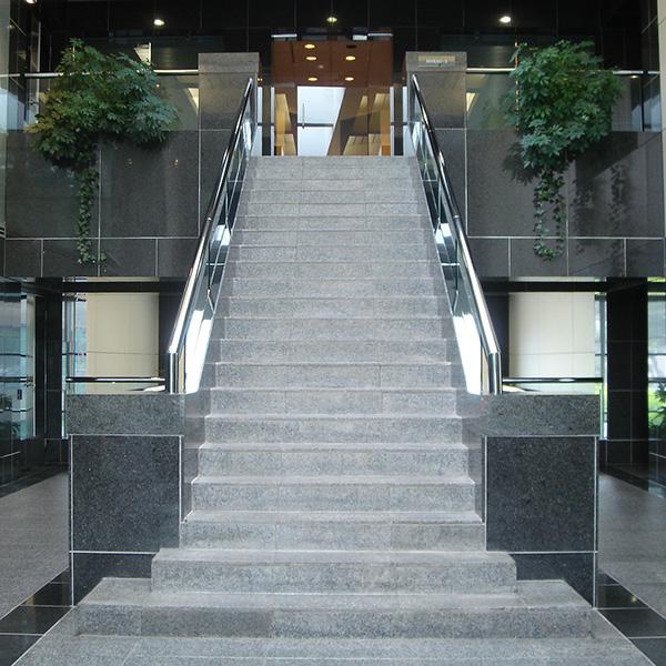 Escalier de l'Édifice Mérici