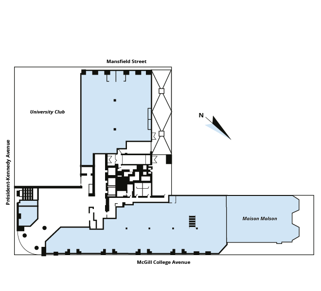 2200 McGill College floor plan