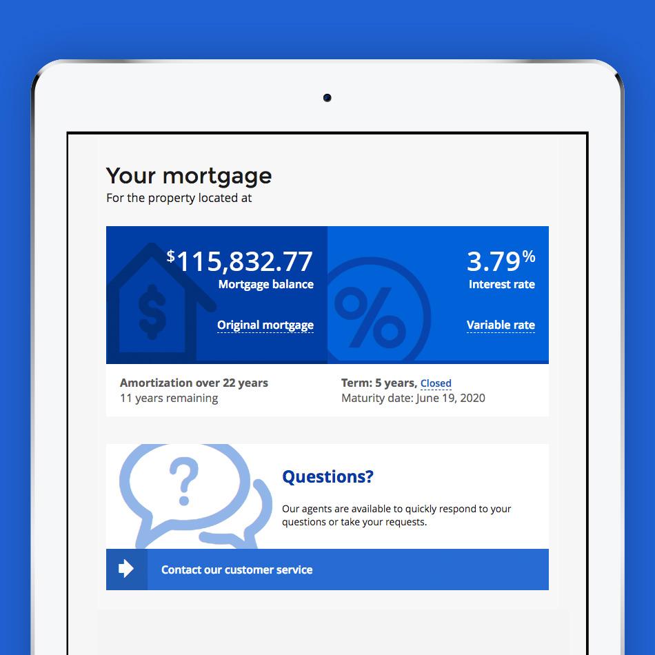Mortgage - Mortage rates   iA Financial Group